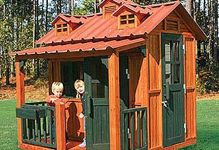 Детский игровой домик Гномик