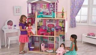 Кукольный домик «Делюкс»